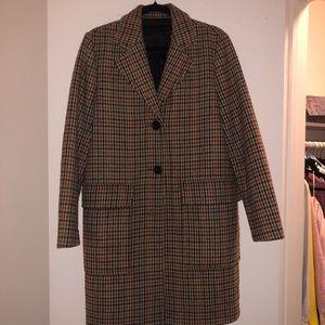 Forever 21 Jackets & Coats - Plaid Coat